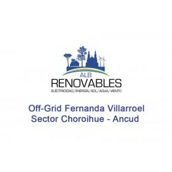 Off-Grid Fernanda Villarroel