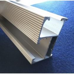 Riel 3405mm Montaje Paneles